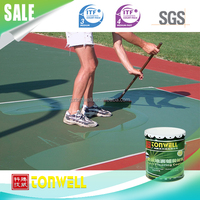 Quality guarantee SPU sports basketball/tennis/badminton court flooring surface material