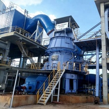 Annual output 1 millin tons of slag production line for GGBFS