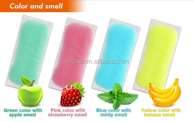 Hot Selling Cold Treatment Patches For Baby Fever Cooling Gel pads