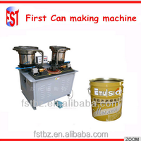 New desigin tin can making machine production line