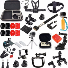 Action Camera accessory,Bicycle Flexible Tube Handlebar GoPro Mount Set for Go Pro and Other camera