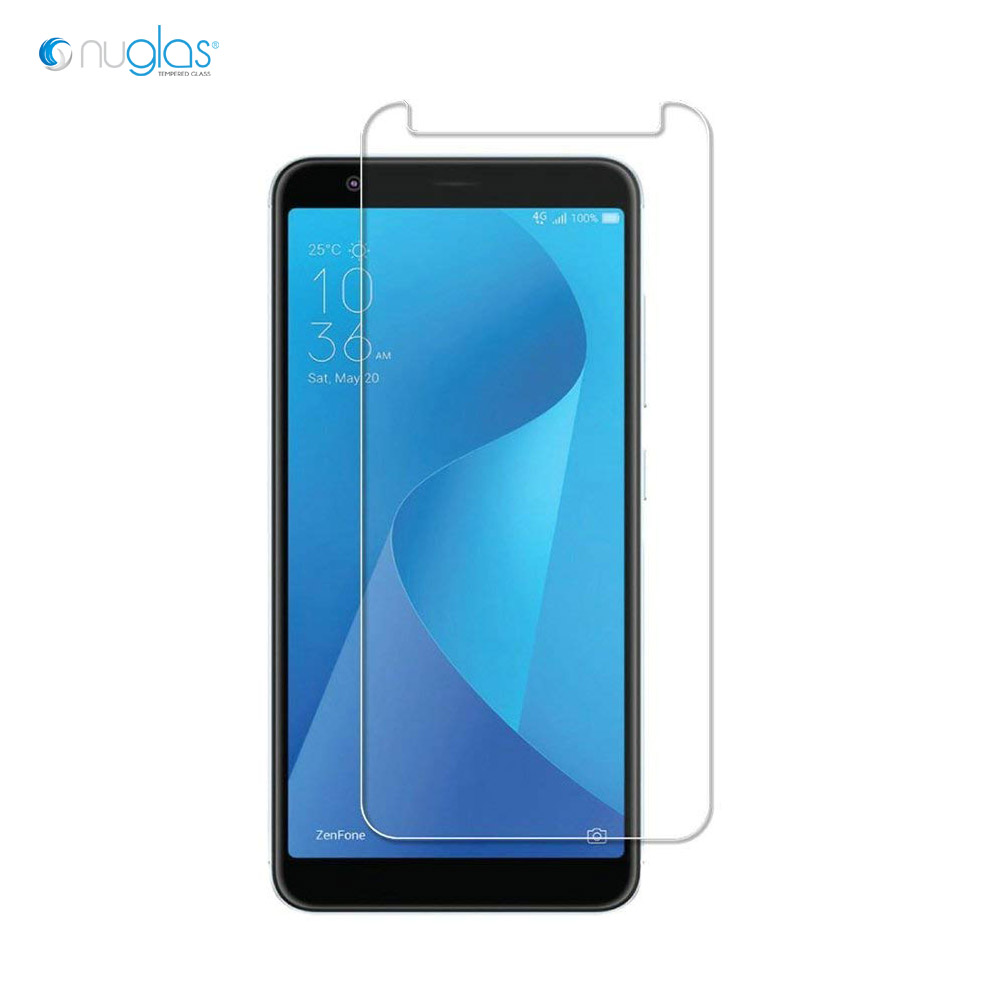 2.5D Clear Nuglas tempered glass screen protector for Asus Zenfone Max M1 / Live <strong>L1</strong>
