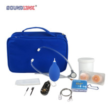 Personal hygiene bags of carrying kit for cleaning BTE hearing aid