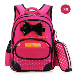 cheap promotion kids school backpack