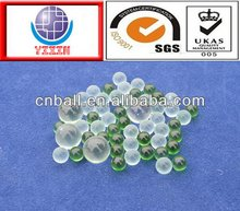 High quality best-selling 3mm 3.175mm 5.556mm 6.35mm 7.144mm 9.525mm glass ball