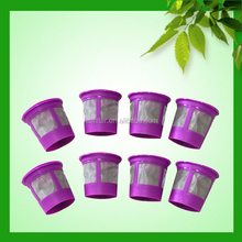 2015 New Product BPA-Free Plastic K Cups Filter Biodegradable