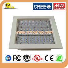 Gas Station Factory Roof Light 150w LED Canopy Lighting