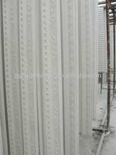 Ceiling Gypsum Cornices factory price/ plaster cornice/mould