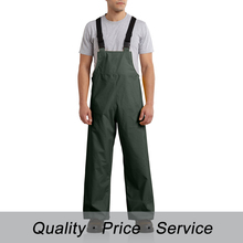 WU-K72 gas station uniform professional overall uniform for men