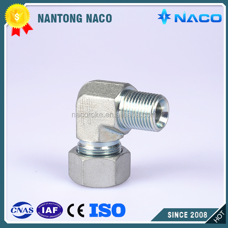 Low Cost Pn16 45 90 Degree Male Elbow
