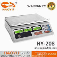 HY208 china electronic scale manufacturer
