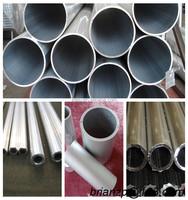 various size aluminum pipe