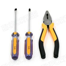 Professional 3 pcs mechanical hand tool with great price
