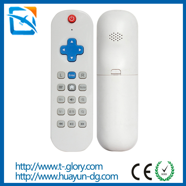 OEM IR remote controller for portable refrigerated air conditioner