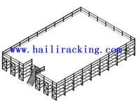 buy mezzanine flooring rack with bar grating in china on alibabacom bar grate mezzanine floor