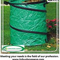 PE Pop Up Garden Leaves Bin
