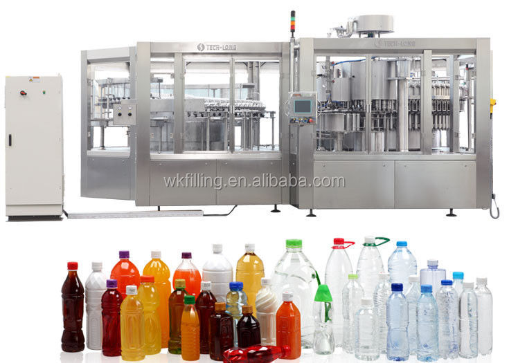Small capacity tin can filling machine for juice/coffee/soymilk/no gas drink