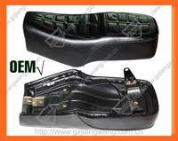 Wholesale Custom Leather Seat for Motorcycle GN125 for Suzuki
