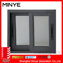 aluminum frame tempered glass window/aluminum frame glass windows