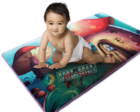 Baby carpet mat baby game pad,kids rug