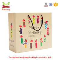 Manufacturer Offer Cheap Merchandise Packaging Brown