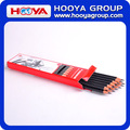 custom wholesale cheap round plastic HB lead pencils