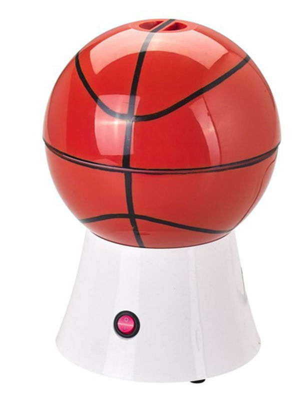 KC-1891 basketball popcorn maker Hot-air basketball popcorn maker