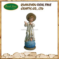 Resin Religious Baby Figure, Baby Statue