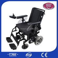 Electric wheelchair ramps for disabled/new model power wheelchairs/electric wheelchair for elder