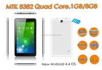 7 Inch Capacitive Touch Screen Android 4.4 MTK6572 Quad Core 3G GOOPHONE