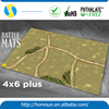 3*3', 4x4' miniature battle mat, miniature wargaming mat