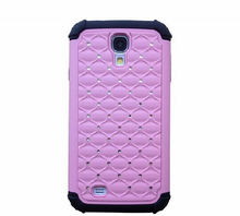 Combo 2 in 1 Star s9500 Case For Samsung Galaxy S4 Case With Many Stars