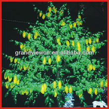 hot sale! h=2.5m 1920pcs led mango tree for decoration,Christmas lights,outdoor lights.street lights