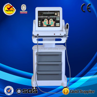 Face neck lift focused ultrasound/hifu intensit, face lifting machine home hifu treatment