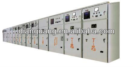 Normal Mining Explosion Proof High-voltage Vacuum Switchgear