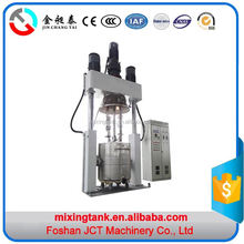 JCT Machinery power mixer vacuum for emulsions creams ointment and similar products for chemical products