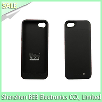 2500mah external battery charger case for iphone 5 for iphone 5s
