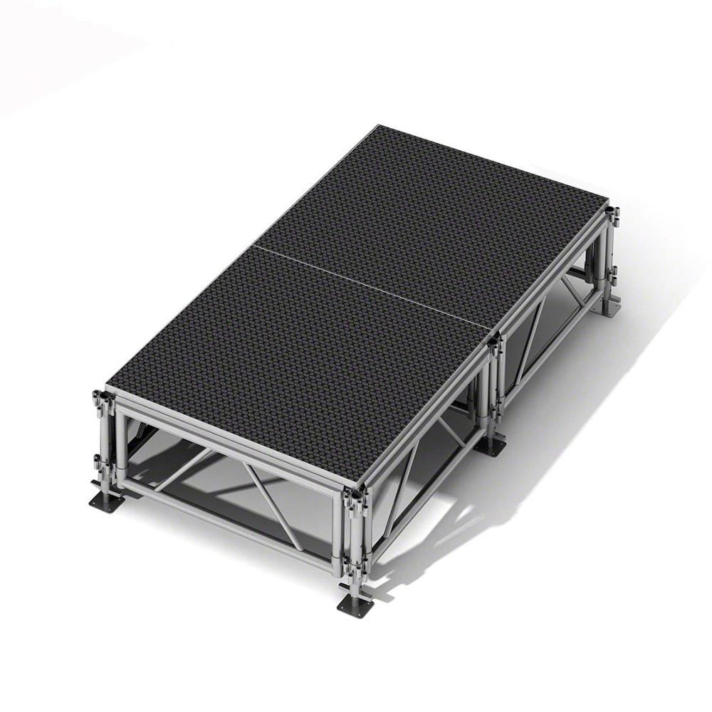 High Quality 1.22*2.44*0.6-1m factory price aluminum outdoor concert <strong>stage</strong> sale/mobile <strong>stage</strong> for sale/event <strong>stages</strong> for sale