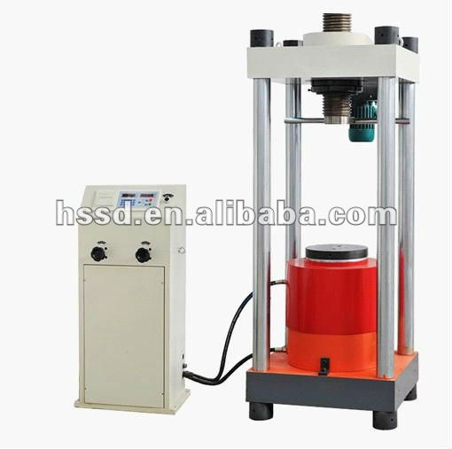 YE-2000B Type Concrete cube Compression testing machine/concrete tester