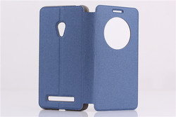 new and popular flip leather phone case for ASUS zenfone4.5 A450
