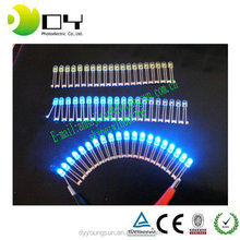 Top Experienced 3mm/5mm led diode red/blue/green led diode oval/round led diodo