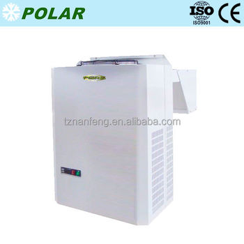 High Quality wall-mounted monoblock refrigeration unit for frozen food