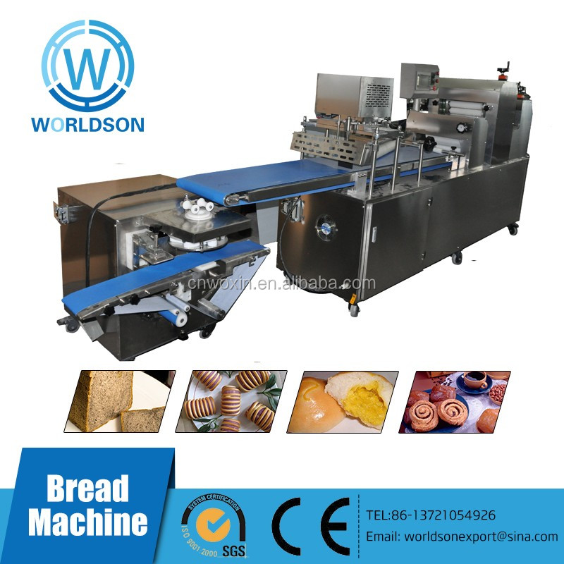 CE certification puff pastry machine equipment for sale for small business