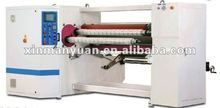 2-shaft Auto Exchange Adhesive Tape Rewinder(Jumbo Roll Slitter Rewinder for BOPP,Double sided Tape)