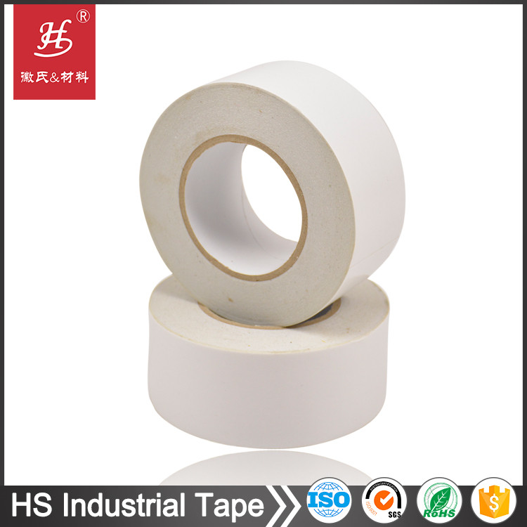 SGS ROHS certificates hot melt adhesive paper acrylic double sided tissue tape
