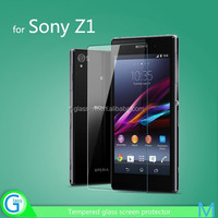for Sony Xperia Z L36H Tempered Glass Screen Guard