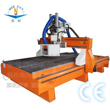 NC-R2040 woodworking cnc routers with Servo moto and Italian Spindle