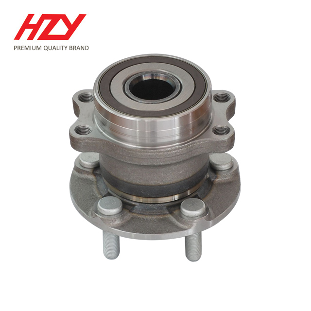 German Technique Chrome Steel HZY <strong>rear</strong> <strong>axle</strong> wheel hub <strong>bearing</strong> HUB334T-4 high quality