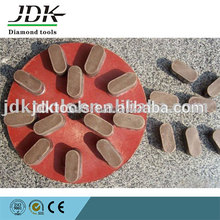 resin / metal diamond cup grinding wheels For Granite