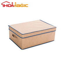 Hot Sale Underbed clothes stoage box, Organizer Box With Lid